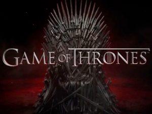 Game of Thrones Bingo Bingo Card