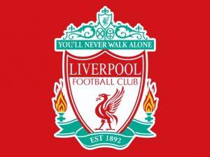 Liverpool Football Bingo Bingo Card